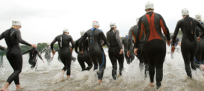 Cancer Research UK Women's Only Triathlon